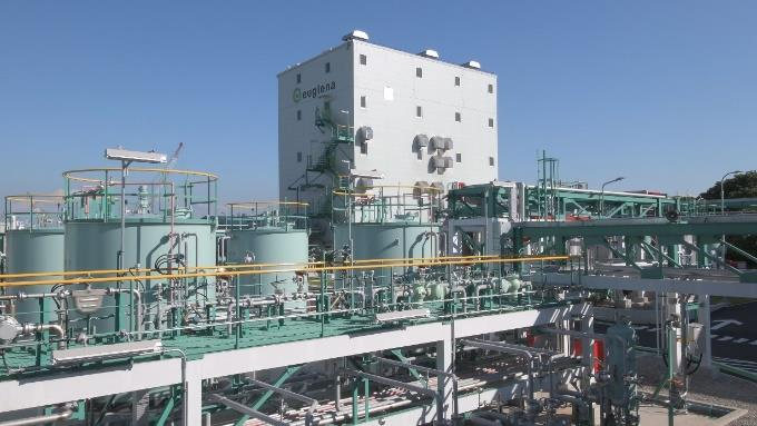 Euglena Biofuels Demonstration Plant