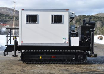 20-TON TRACKED CPT RIG