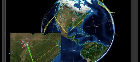 Space Intelligence surveillance and reconnaissance (SISR) Simulation